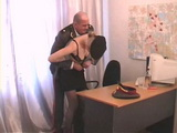 Colonel General Rapes Lieutenant Officer Lady at His Office