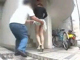 Japanese Street Maniacs Sharking Teens