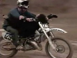 French Lady Got Fucked On A Moving Bike On Moto Cross