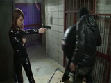 Busty Japanese Agent Asuka Kirara Gets Captured And Forced To Satisfy Bunch Of Guys