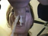 Mature Woman Deep Throat Blowjob