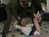 Teen Daughter Of a Traitor Gets Brutally Anal Gang Raped By Pissed Off Colonel and his Soldiers