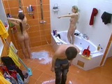 Big Brother Showering