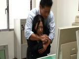 In Order To Keep Her Job Young Secretary Was Forced To Do Everything Her Boss Wanted Her To