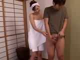 Slutty Sister Miku Aoki Drags Her Brother Into Incest