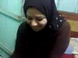 Amateur Hijab Muslim Girl Playing With Her Boyfriend