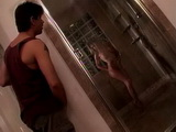 Spying On Sisters Friend Showering Give Better Results Than He Could Ever Expect