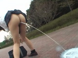 Japanese Schoolgirl Violated By Maniacs In Park