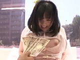 Hard Earned Money For Naive Japanese Teen