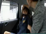 Hardcore Fucking Teens Japanese School Girl in car