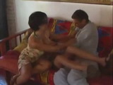 Daughter Gets Fucked By Mother and Father