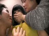 Chigusa Hara Gets Violated In Elevator By 2 Guys