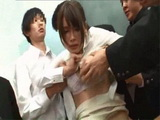 Poor Teacher Couldnt Defend From Horny Students From Fucking Her In A Classroom