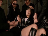 Busty Japanese Kurata Mao Gets Drugged And Force Fucked By Japanese Mobsters