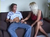 Horny Mom Cornered Shy Boy Best Friend Of Her Son