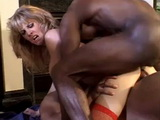 2 Muscular Black Studs Severely Destroyed White Milf Holes