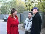 Two Boys Fucks Busty Mature Russian Mom From The Hood