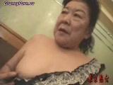 Japanese Granny Fucked