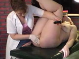 Annies Anal Enema And Examination At Doctors Office xLx