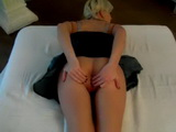 Blonde Received Big Dick From Behind In Her Tight Wet Pussy