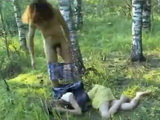 Teen Girl Gets Brutally Raped In the Woods
