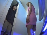 Japanese Girl Kana Aono Gets Fucked In the Tanning Room