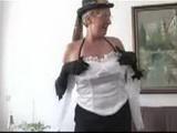 Sex Hungry German Oma Enjoys Hard Sex