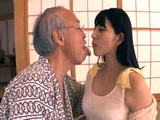 Young Maid Felt Awkward When Grandpa Asked Her To Feed Him Mouth To Mouth