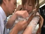 Japanese Girl Groped And Hard Fucked On Her Way To Work 1