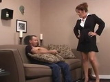Spoiled Stepson Deserves A Good Lesson From His Busty Milf Stepmother vXd