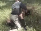 Brazilian Girl Brutal Rape
