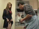 Step Daughter Wants More Then Regular Love From Her Amazed Step Father Japanese Incest Fantasy