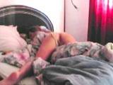 Sleeping Wife Awaken For Morning Anal Fuck