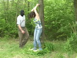 Girl Tied and Raped In The Woods