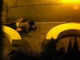 Security Camera Tapes Couple Fucking Outdoor