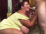 BBW Fat Sexy Mature Mama Fucked