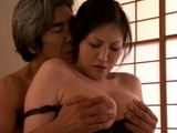 Old Father In law Tricks His Daughter In Law Anna Moriyama To Fuck Her
