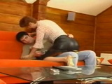 Russian Mature Aunty Cherish Strong Affection To Teenage Boy