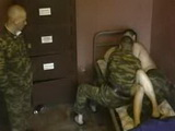 Real Russian Soldiers Fucking A Prostitute In Army Barrack