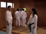 Female Karate Teacher Attacked And Roughly Fucked By Student