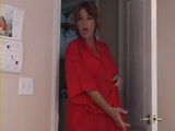 Busty Stepmom Rachel Enters Bathroom at Very Bad Moment