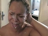 Latina Girl Crying After First Facial Cumshot In Her Life Begging Guy To Delete Video and Stop Filming