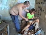 Father and Son Rapes Teen In Abandoned Building