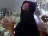 Wasted Drunk Arab Girl Anal Fuck