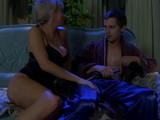 Horny Russian Stepmom Corners her Son Late at Night
