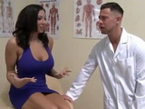 Big Tits Milf Patient Gets Cured By Young Doctor