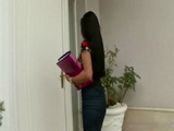 MILF Private Spanish Teacher Dped Hard By Father and Son