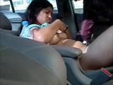 Hot Indian GoaQuerobin Sex Scandal Secretly Taped In A Car