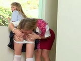 Milf Teacher Tanya Tate Seduce and Fuck Schoolgirl Staci Silverstone and Another Boy Student