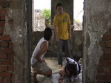 Flight Attendant Reiko Kobayakawa Gets Fucked By Force By So Called Friend Of Her Husband In Abandoned Building